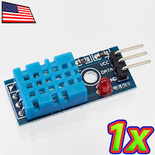 [1x] New DHT11 Temperature and Relative Humidity Sensor Module for Arduino