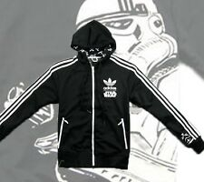 ADIDAS ORIGINALS STAR WARS STORMTROOPER TRACK TOP HOODY JACKET SIZE Large L
