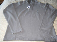 GAP MENS FLEECE SIZE XS RRP£30 GREY BRAND NEW WITH TAGS