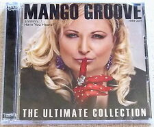 MANGO GROOVE Ultimate Collection 2 CD SOUTH AFRICA Cat# CDPGRC3899