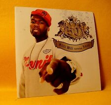 NEW Cardsleeve Single CD 50 Cent featuring Akon Still Will 2TR 2007 Hip Hop Rap