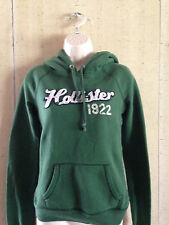 Hollister 1922 Womens Pullover Hoodie Size M green