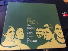 """The Heavy Blinkers """"The Night And I Are Still Young"""" IMPORT cd NEAR MINT"""