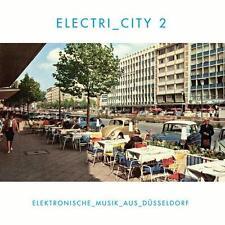 CD Electri_City 2 La Düsseldorf von Various Artists Digipack
