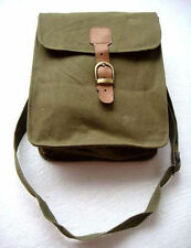 Collectable WWII WW2 German Army Map Canvas Case Bag Shoulder Bag -G120