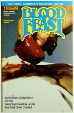 Blood Feast #1 NM  Eternity 1990   Gore cover