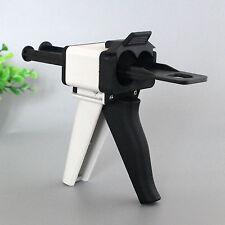 Dental Impression Mixing 1:1  2:1 Dispenser Gun 50ml Dispensing TOP pit