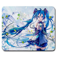 Nice Vocaloid Hatsune Miku Large Anime Mousepad - japan series mat mouse pad