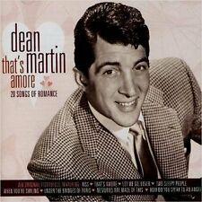 Dean Martin That's Amore  EMI RECORDS CD 2006