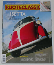 RUOTECLASSICHE 2/2008 DODGE CHARGER R/T - BMW 250 ISETTA / 1600 GT – ZIL 115