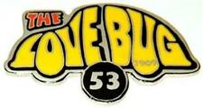HERBIE THE LOVE BUG 53 Under CAR  #57 COUNTDOWN To MILLENNIUM Disney PIN NEW NOC