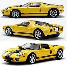 IWAVER 1:28 02M FORD GT GIALLA ON-ROAD CAR ELETTRICA BRUSHED 2WD RTR