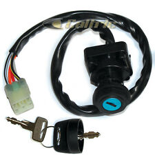 IGNITION KEY SWITCH SUZUKI LTF400 LTF400F LTF400 EIGER 400 2WD 4WD 2002-2007