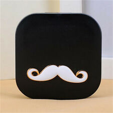 Cute Beard Travel Glasses Contact Lenses Box Contacts Lens Case Eyes Care Kits