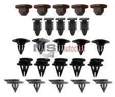 BMW MINI COOPER S clips bumpers door trim wheel arch Panel, Moulding Fasteners