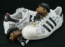 Adidas Originals Superstar 80s 1986 My Adidas RUN DMC 25th Anniversary Signed 13