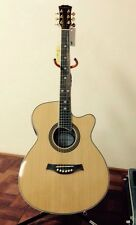 Guitar Acoustic/Electric With Hard shell Case.