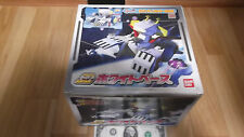 Bandai SD Mobile Suit Gundam WHITE BASE SHIP Gundam Full Color Gashapon figure