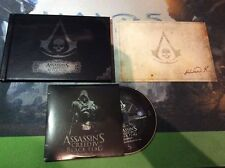assassins creed black flag chest edition extras artbook soundtrack lithographs