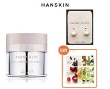 [HANSKIN] Real Complexion Cream 50ml +1 Sheet Mask -100% Authentic Tone Up Cream