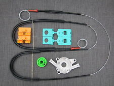 96 2/3 DOORS AUDI A3/S3 UK DRIVER SIDE OSF FR WINDOW REGULATOR REPAIR PARTS PACK