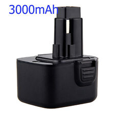 3000mAh 12V Battery Replace For DEWALT DC9071 DE9037 DE9072 DE9074 DE9075