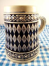 Gerz Germany Traditional Oktoberfest Beer Stein 1/4 L Collectors Item NWOT