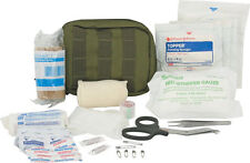 First Aid Kit Tactical Trauma Elite First Aid OD Green MOLLE Pouch USA Made New
