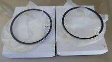 "1978 1979 1980 Yamaha SRX440_440 SRX F/A Piston Ring Set_Lot of 2_.25mm/.01"" os"