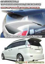 06-10 Mazda 5 VIP Grand Touring Rear Roof Spoiler Wing