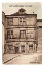 arc-en-barrois  vieille maison renaissance