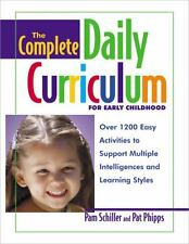 The Complete Daily Curriculum for Early Childhood: Over 1200 Easy...  (ExLib)