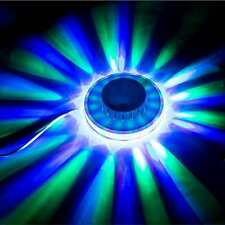 LED RGB Effect Light Sunflower Rotating Party Club Pub Bar Disco Stage Light