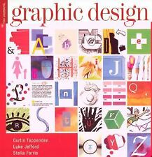 Graphic Design Foundation Course, Curtis Tappenden, New Book