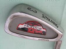 SPALDING MOLITOR POWER OVERSIZE 3 IRON STEEL SHAFT GOLF CLUB