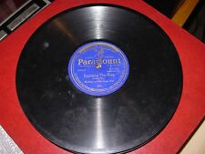 MA RAINEY army camp harmony blues / explaining ( blues ) 78 rpm paramount 12284