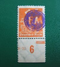 Lokalpost Fredersdorf MiNr 68 F postfrisch, tief gepr. Zierer BPP (L1226-N)