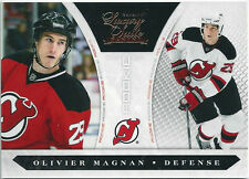 2010-11 OLIVIER MAGNAN PANINI LUXURY SUITE ROOKIE CARD #204 ** 434/899 **