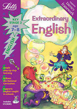 Extraordinary English Age 7-8: Key Stage 2 by Letts Educational (Paperback, 2...