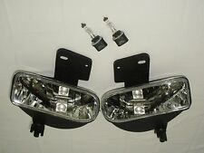 GMC Yukon FOG LIGHTS LIGHT LAMPS PAIR w BULBS 2000 2001 2002 2003 2004 2005 2006