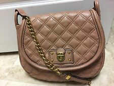 Authentic Marc Jacobs quilted Leather Cooper Chains crossbody Bag
