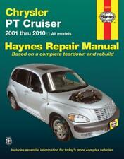 Chrysler PT Cruiser Haynes Repair Manual for all models 2001 thru 2010 25035