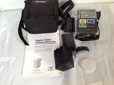 Sony Mini DV Videocamera Digitale dcr-pc7e Registratore Camcorder con fascio.