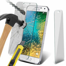 100% Tough Tempered Glass Film Screen Protector for Samsung Galaxy E5