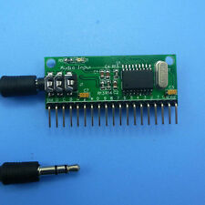 Multi-function 16Ch MT8870 DTMF Audio Decoder for Arduino Relay GSM GPRS Remote
