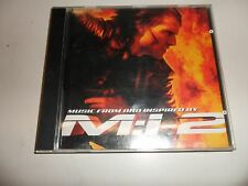 Cd  Mission Impossible 2 von Mission Impossible 2 (2000) - Soundtrack