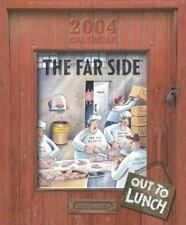 The Far Side Out To Lunch 2004 Wall Calendar