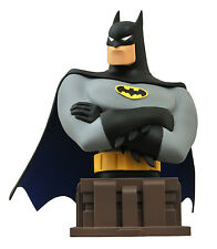 "BATMAN: The Animated Series - Batman 6"" Bust (Diamond Select Toys) #NEW"