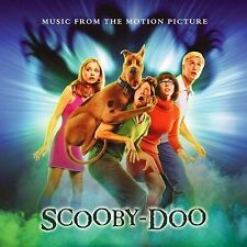 Scooby-Doo Soundtrack w/ Outkast Simple Plan Kylie Minogue 2002 NEW SEALED CD