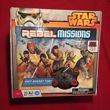 Star Wars Rebels Rebel Missions Game Fight the Empire Wonder Forge NEW MIB